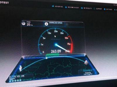 Мегафон продемонстрировал самый быстрый мобильный интернет в россии по результатам 7,5 млн замеров пользователей speedtest