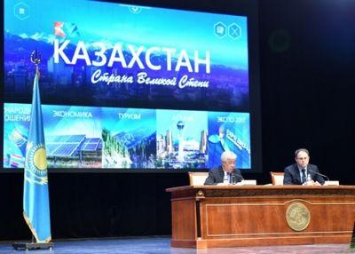 Мид рк представил уникальное цифровое приложение «казахстан – страна великой степи»