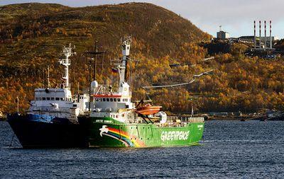 Мид россии согласился изучить решение трибунала оон, потребовавшего освободить активистов greenpeace, моряков и ледокол до начала декабря
