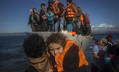 Мигранты: нато встает на страже эгейского моря - «наука»