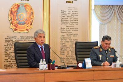 Министр обороны рк провел совещание по совершенствованию военного образования