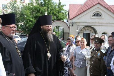 Митрополит никодим об особой роли церкви