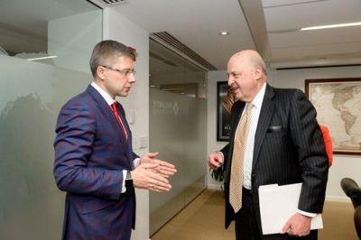 Мэр риги всша обсуждал ликвидацию русских школ латвии - «общество»