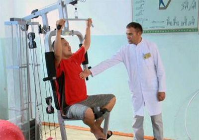 Модернизирован противотуберкулезный санаторий в кызылординской области