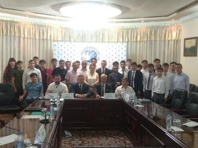Молодежные инициативы обсудили в таджикистане