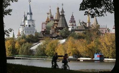 Москва, в которой происходят самые необычные события - «наука»