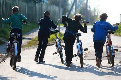 Москвичи из-за кризиса пересядут на скутеры и велосипеды