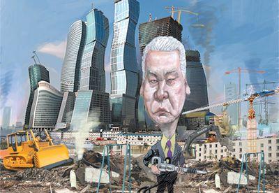 Мостройнадзор грозит остановить строительство в горевшей башне восток