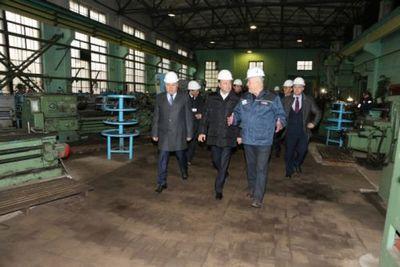 Мухтар кул-мухаммед: караганда - главный индустриальный центр казахстана
