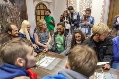 Музеи тюменской области приняли иностранных гостей
