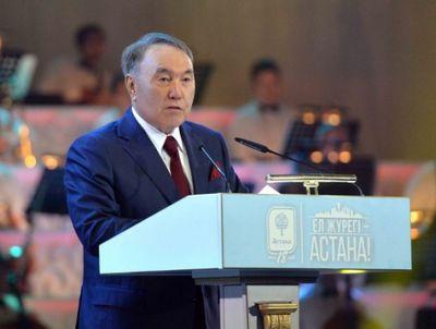 Н.назарбаев: астана стала живым воплощением нашей независимости