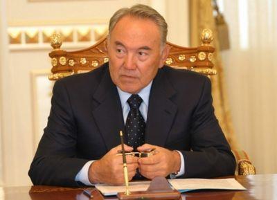 Н.назарбаев встретился с руководством фонда первого президента – лидера нации