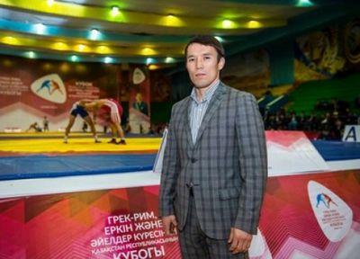 Н.тенизбаев дал оценку выступлениям казахстанских борцов на олимпиаде в рио