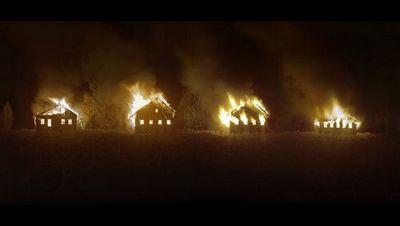 На художника жалуются в минкульт из-за поджога домов и храмов