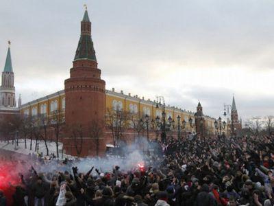 Начался процесс по делу о беспорядках на манежной площади