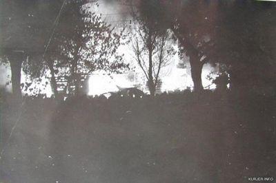 Народный самосуд. 50 лет назад разъяренная толпа сожгла здание суда в слуцке - «общество»