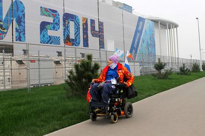 Насколько сочи в канун открытия паралимпиады доброжелателен к людям с ограниченными возможностями