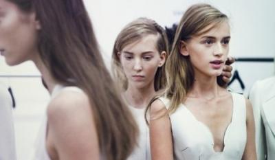 Нью-йорк за права несовершеннолетних моделей