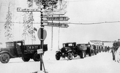 Новое исследование: финско-российская граница после зимней войны стала западнёй для финнов — людей похищали и убивали, несмотря на перемирие - «наука»