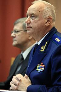 Новое развитие конфликта между генпрокуратурой и следственным комитетом