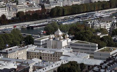 Новый православный храм рядом с эйфелевой башней укрепляет мягкую силу россии - «наука»