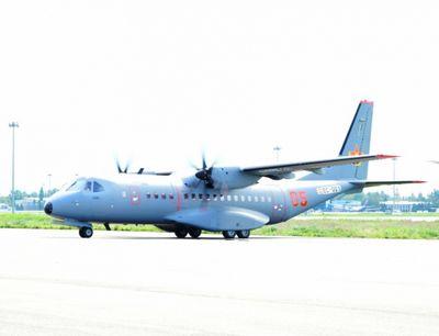 Новым военно-транспортным самолетом пополнился авиапарк ввс казахстана