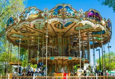 Новыми развлечениями и аттракционами порадует столичный парк