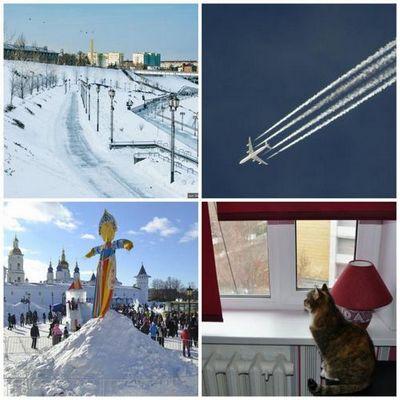 О чем пишут тюменские блогеры: как правильно провожать зиму и проводить выходные
