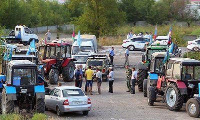 Обращение фермеров кубани участников автопробега