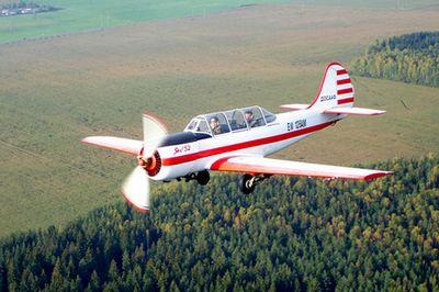 Обвиняемый в угоне як-52 физик-ядерщик кудряшов хочет построить самолет