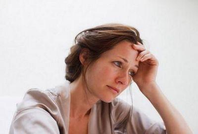 Одна из причин депрессии у женщин