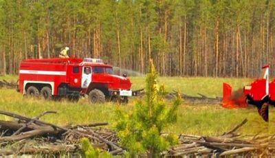 Огнеборцы казахстана и россии провели совместные пожарно-тактические учения