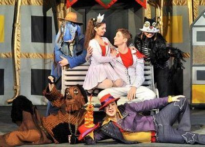 Омский арлекин и тюменский театр кукол проведут обменные гастроли