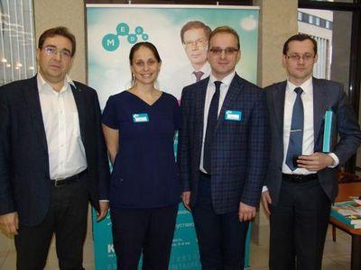 Опыт тюменских нейрохирургов в реабилитации представили на конференции в подмосковье