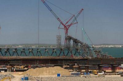 Остановить нельзя достроить: украина помешалась на крымском мосту - «общество»