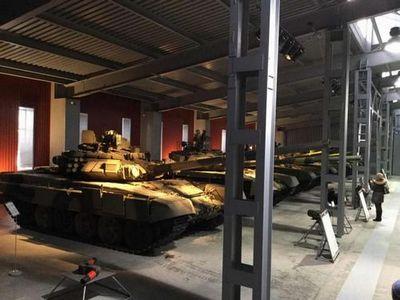Отчественные танки защитят от перехвата управления