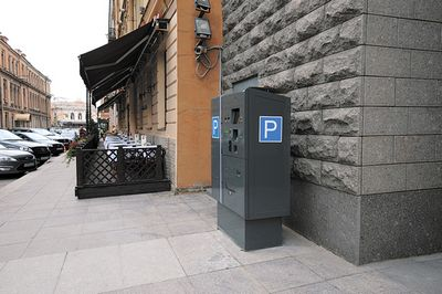 Паркоматы пробок не исключат