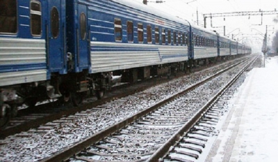 Пассажир 7 км бежал за поездом