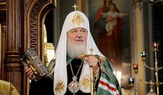 """Патриарх кирилл назвал права человека """"ересью"""""""