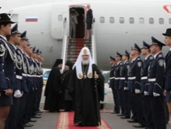 Патриарха всея руси не пустят в рай - «общество»