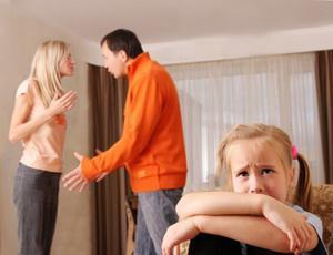 Первая ссора определяет взаимоотношения в семье