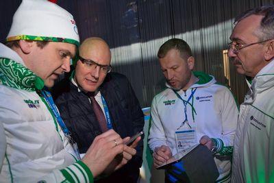 Первым лицом олимпиады стала поклонница российских фигуристов из японии