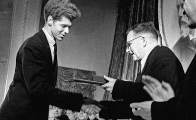 Пианист, растопивший лед холодной войны - «наука»