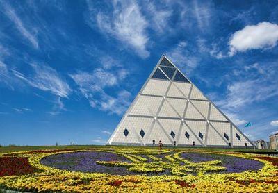 «Пирамида» астаны празднует 10-летие