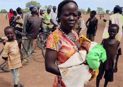 Пяти миллионам жителей южного судана угрожает катастрофический голод