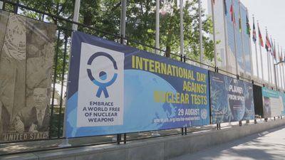 По инициативе казахстана в нью-йорке готовятся отметить международный день действий против ядерных испытаний
