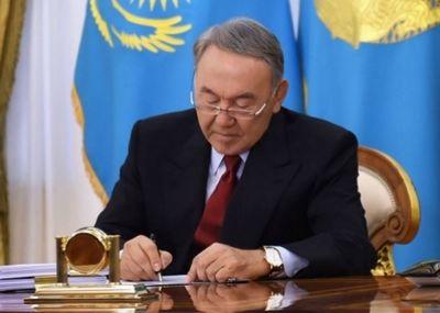 Подписан указ о мерах по дальнейшему совершенствованию системы госуправления рк