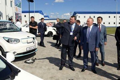 Подробности рабочей поездки президента казахстана в вко