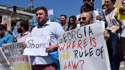 Похищение азербайджанского журналиста— удар поимиджу грузии - «общество»