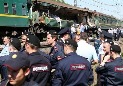Поиск виновных в крушении поездов под москвой вышел на международный уровень